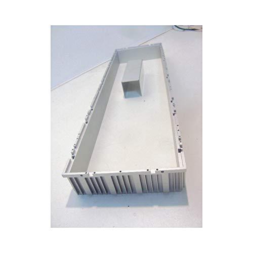Caja de empotrar (Metal 593 X 171 x 55 mm para luz foco Grid IN Trimless 4Line QR (202 61 00 04l) Delta Light 202619504l: Amazon.es: Hogar