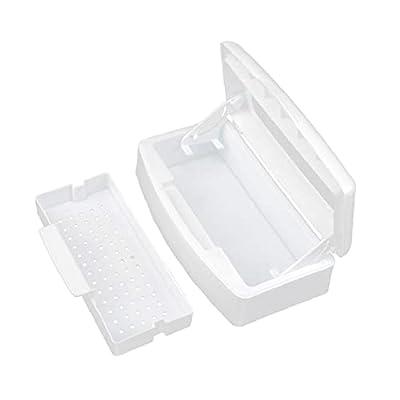 Nail Art Tool Clean Sterilizer Box Disinfection Storage Box Pedicure Manicure Nail Sterilizer Box