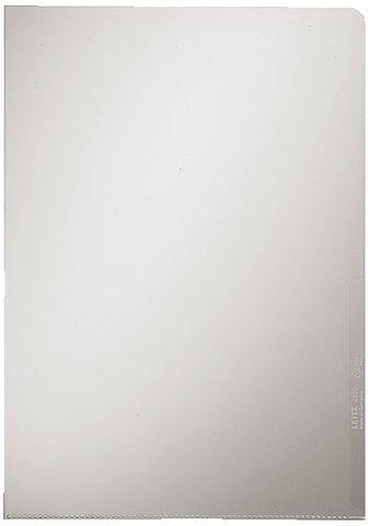 LEITZ® Sichthülle, PP, oben/rechts offen, A4, 0,16 mm, farblos, glatt (100 Stück), Sie erhalten 1 Packung á 100 Stück