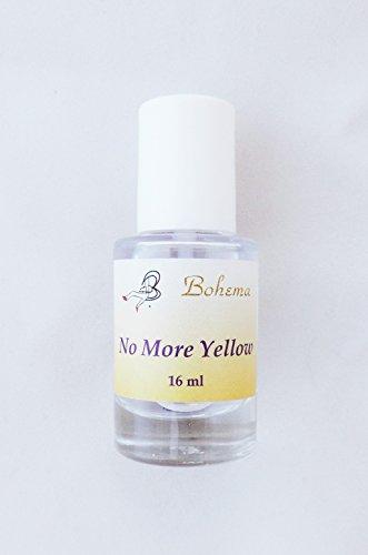 No More Yellow 16ml uñas amarillas