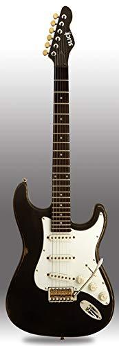 Slick Guitars SL57 Black (BK) E-Gitarre