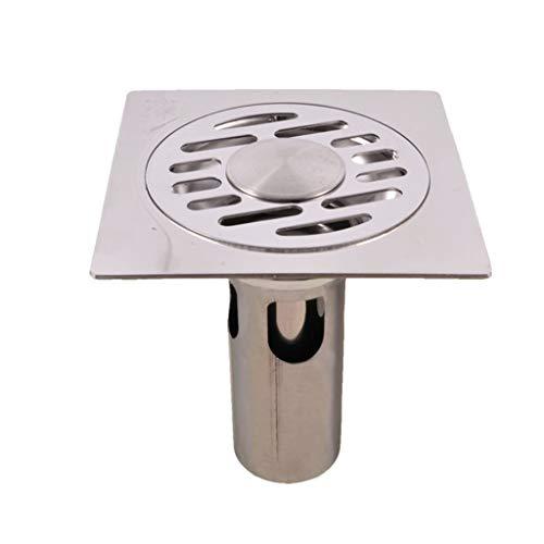 ZTHC roestvrij staal geschikt voor doucheruimte doucheafdekking afneembaar badkamernet universele keukenvloerafvoer afneembaar en verstelbaar