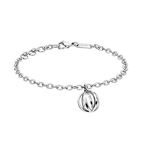 Calvin Klein Damen-Armreifen Edelstahl KJ4XMB000100