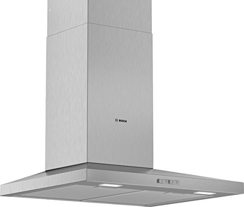 Bosch Serie 2 DWQ64BC50 Cooker Hood Wall-Mounted Stainless Steel...
