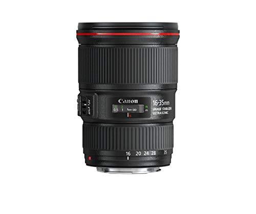 Canon広角ズームレンズEF16-35mmF4LISUSMフルサイズ対応EF16-3540LIS