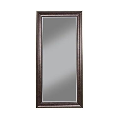 Sandberg Furniture 14211 Full Length Leaner Mirror, Oil Rubbed Bronze