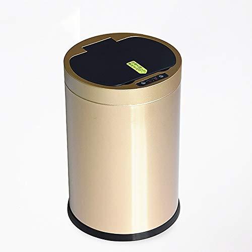 TSSM Smart prullenbak kan pedaal grote capaciteit ronde kwaliteit goede deodorant gezondheid kleine office box badkamer keuken of bijkeuken gebruik