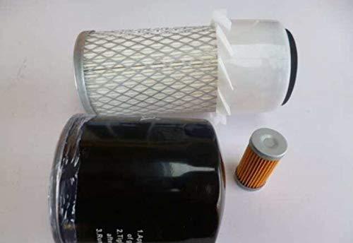 Filtersatz Shibaura SL1303 | SL1343 | SL1543 | SL1743