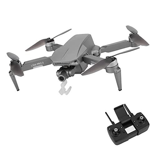 Dilwe Mini Drone GPS, Drone quadricottero Pieghevole con Fotocamera 4K, quadricottero GPS per Principianti con Ritorno Automatico, seguimi per Adulti Bambini dai 14 Anni in su