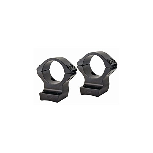 Browning Magazines & Sights X-Lock Integrated Scope Rings - 1in Gloss.500in Intermediate Height 12505