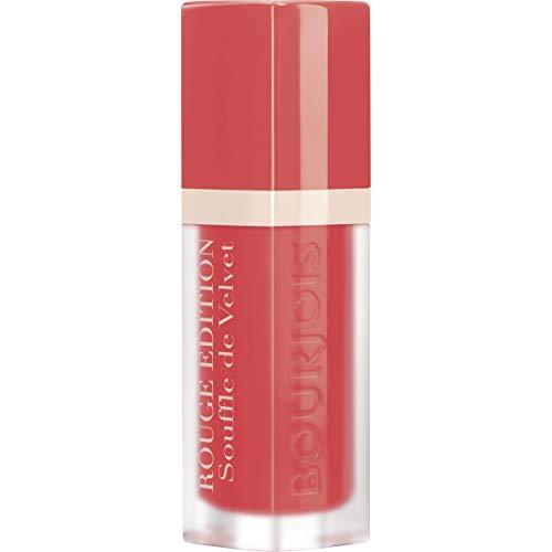 Bourjois Paris Rouge Edition Souffle de Velvet Lipstick 7.7ml 01 Orangelique