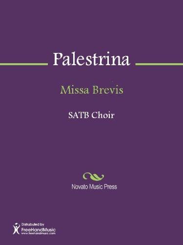 Missa Brevis - Altus (English Edition)
