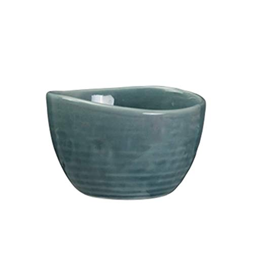 Home Big Wrist kom, Japanse stijl – kom voor rijst, kom van porselein, hittebestendig – familie 11 x 7 cm