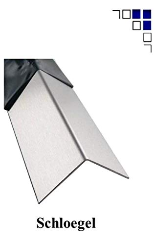 1,5mm Edelstahlwinkel gleichschenklig 1.4301 Oberfläche gebürstet Länge 1000/1500/2000mm (60x60mm 1500mm Länge)