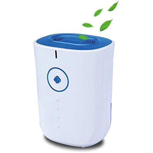 Save %17 Now! GGRYX Dehumidifier, 300ml Mini Dehumidifier Compact Ultra Quiet, Electric Dehumidifier...