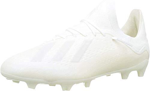 adidas Unisex-Erwachsene X 18.1 Fg J Fußballschuhe, Mehrfarbig (Casbla/Ftwbla/Casbla 0), 38 2/3 EU