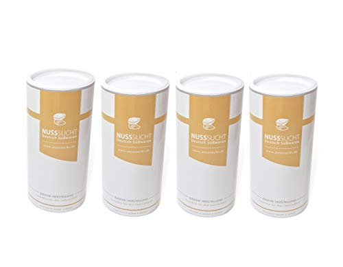 Geschenkbox Oktoberfest Premium | Geschenkbox Gebrannte Mandeln 2kg Bundel 4 Sorten| Handgemachte karamell Nüsse | 2kg Vorteilspack Gebrannte Mandeln | Geschenk |