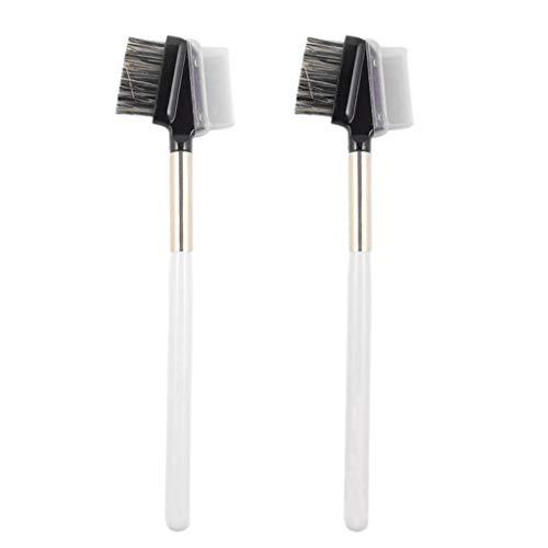 SM SunniMix 2x Sourcils Oeil Sourcils Extension Peigne Brosse Maquillage Cosmétique Toilettage Outil De Bricolage