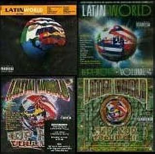 Latin World Hip Hop Vol. 1-4: 4CD Set