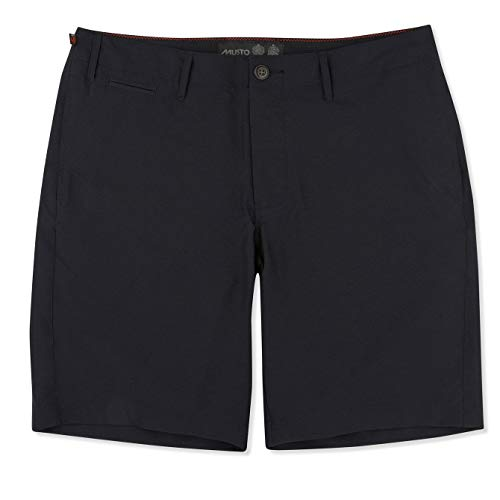Musto Rib UV Fast Dry Shorts 2020 - Black 32\