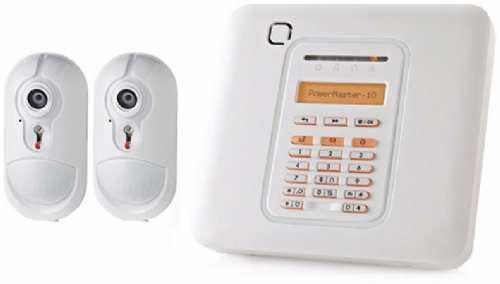 VISONIC - KIT BASE ALARMA VIA RADIO POWERMASTER10