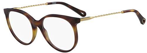 Chloé CE2730 Acetate - Gafas de Sol Havana Unisex para Adulto, Multicolor, estándar