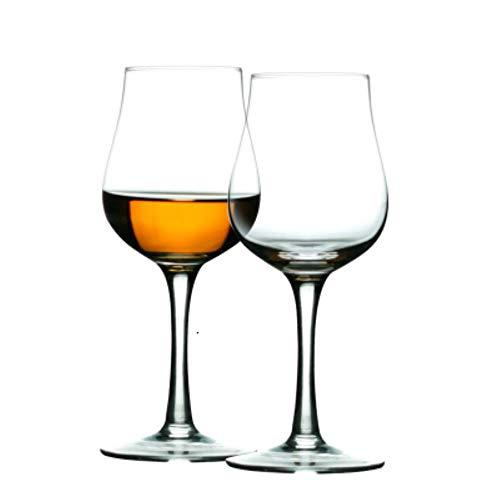 Escocia Single Pure Malt Whisky Copita Nosing Glass Bar Chateau Brandy Jack Cata de whisky Olor Copa de vino
