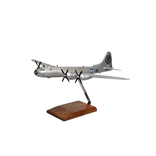 High Flying Models Enola Gay Boeing B-29 Superfortress Bomber Limited Edition Large Mahogany Model