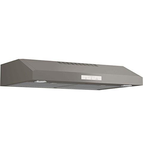 GE PVX7300EJES Profile 30' Slate Under Cabinet Range Hood - 400 CFM