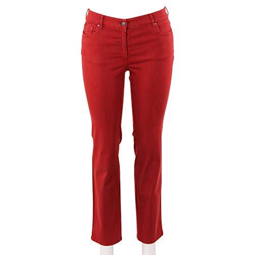 Zerres broek in rood