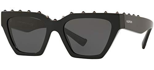 Gafas de Sol Valentino VA 4046 Black/Smoke Mujer