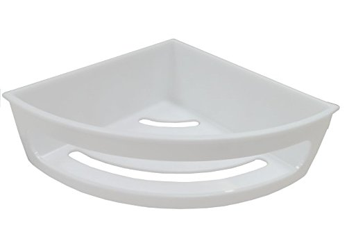 Keuco 11657000100 Einsatz Elegance für Eckschwammkorb, Kunststoff, lose, weiß