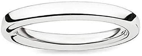 Thomas Sabo Damen-Ring 925 Silber Gr. 54 (17.2) - TR1979-001-12-54