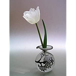 Flower Tulip Sympathy Vase-20 Inch By 30 Inch Laminated Poster With Bright Colors And Vivid Imagery-Fits Perfectly In Many Attractive Frames