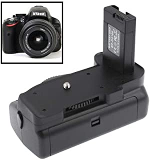 Miss flora Camera accessories .Battery Grip for Nikon D5100