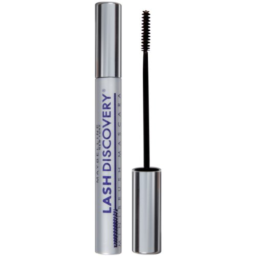 Maybelline New York Lash Discovery Washable Mascara, Very Black, 0.16 fl oz