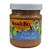 Veggiebel Paté Provence 115g   Orgánico   Vegano   Sin Gluten (Pack de 2)