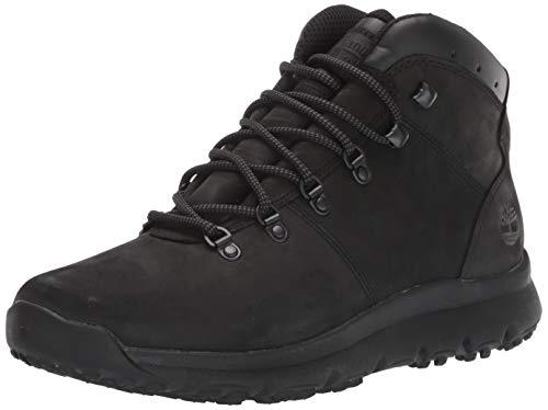 Timberland World Hiker Leren laarzen voor heren, zwart