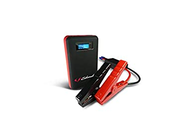 Schumacher SL1314 600 Amp Lithium Ion Jump Starter/Portable Power Pack with Case and USB Charging Ports