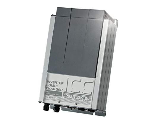 Büttner Wechselrichter / Lader-Kombi 1600 Si-N/ 60 A inkl. Remote-Control