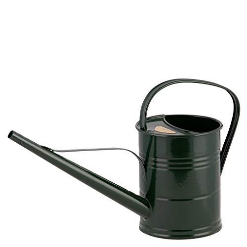 Vintage Home Gießkanne Wasserkanne Watering Can Metall Green Dunkelgrün 1,5 Liter Retrokanne Kanne