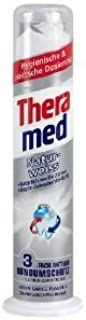 Theramed toothpaste -100 ml- Whitening- Natur Weiss