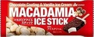 赤城乳業 マカダミアアイススティック80ml×24袋