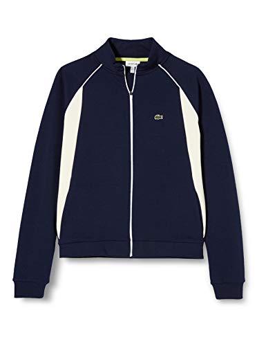 Lacoste Jungen Sj4903 Sweatshirt, Blau (Marine/Laponie Xch), 12 Jahre (Herstellergröße: 12A)