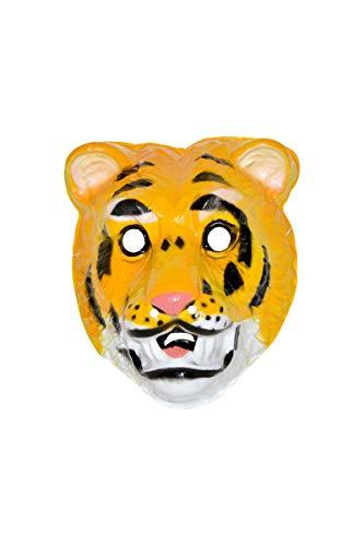 Masque Tigre - Taille Unique