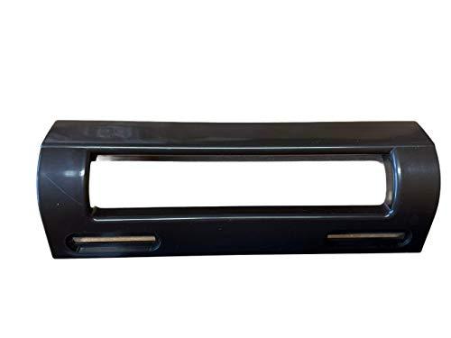 Tirador de puerta marrón universal para frigorífico y congelador, 198 x 74 x 24 mm