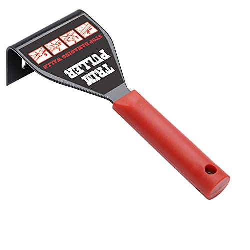Trim Puller, Trim Removal tool,Tiles Removal Tool,Nail Puller,Baseboard Removal Tool for Removing Wood Floor, Trim Removal tool