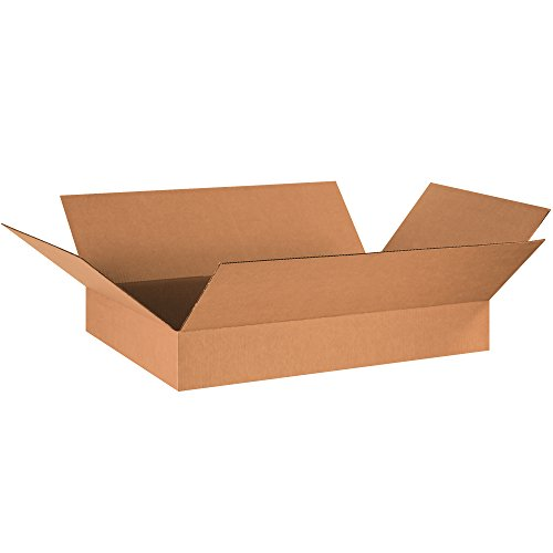 테이프 로직 TL29175 골판지 상자 29 X 17 X 5 크래프트 (15 팩)