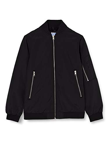 JACK & JONES Boy Jacke Jungs Bomber 164Black