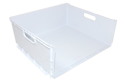 Indesit C00114731 Kühlschrankzubehör/Refrigeration Obere Schublade 434 x 394mm